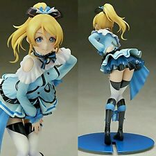 ANIME LOVE LIVE!  ELI AYASE 18 CM /FIGURE BIRTHDAY SCHOOL PROJECT  IN BOX 6,7""