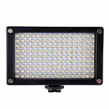Fotodiox Professional LED video light kit 144 variable color On-Camera Light