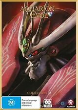 Aquarion Evol Collection 2 (Eps 14-26) NEW R4 DVD