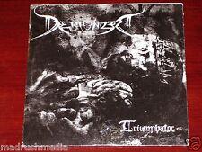 Demonizer: Triumphator CD 2008 Folter Records Germany FR 052 Slipcase
