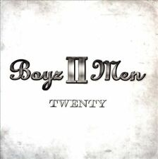 Twenty by Boyz II Men (CD, Oct-2011, 2 Discs, MSM)