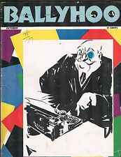 Ballyhoo Magazine ~ October 1933 ~ (VG+) WH
