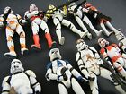 STAR WARS CLONE TROOPER FIGURES (SOME RARE) - MOD A
