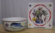 "Villeroy & Boch Le Cirque Cereal Bowl, 5 1/4"" Diameter X 2 1/5"" High NEW in BOX"
