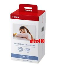 Canon KP108IN High Capcity Printer Ink Cartridge/Paper Selphy CP780/CP800/CP900
