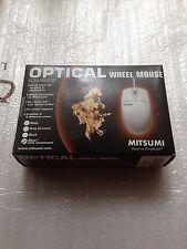 Mitsumi PS/2 Optical Wheel Mouse ECM-S6702
