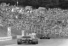 International agenzia di stampa foto AUSTRIACO GP osterreichring 1984