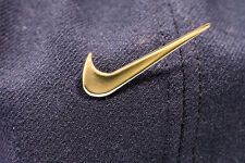 (2PNS-NKGD) 1 Set Gold nike air yeezy  Swoosh Pin (2 Pins) 1.5 inch