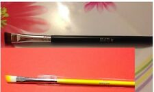 2 X BeautyStar & Blifa Flat Definer Brush/eyebrow brush pro quality, full size