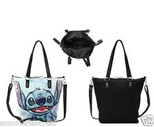 Stitch Convertible Shoulder / Hand Bag~Disney~Lilo & Stitch Free Priority Ship