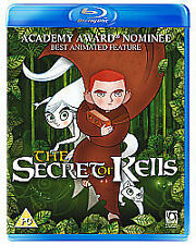 SECRET OF KELLS [5055201812599] NEW DVD