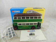 Corgi Classics 35201 Green Line London Transport Daimler CW Utility Bus Set