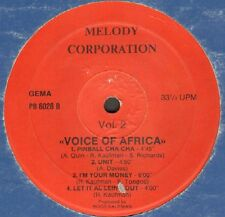 VARIOUS ( FERN KINNEY / OPTIMAL / LOGIC / HEAVEN 17) - Voice Of Africa Vol. 2