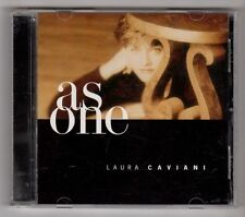 (GZ164) Laura Caviani, As One - 1998 CD