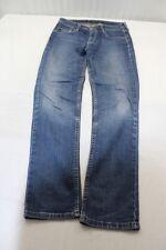 J1178 Levi 's 628 0005 jeans w30 l30 azul muy bien
