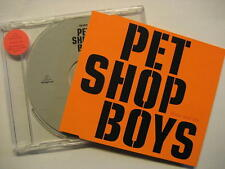 "PET SHOP BOYS ""HOME AND DRY CD 2"" - MAXI CD"