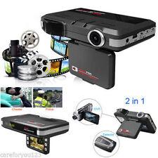2.4'' FHD Car DVR Camera Recorder Video Radar Laser Speed Detector G-Sensor LCD