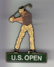 RARE PINS PIN'S .. SPORT GOLF GOLFING CLUB GOLFEUR PLAYER US OPEN CORNER USA ~C4