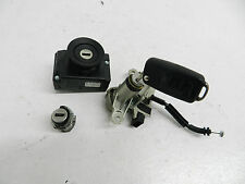 AUDI A8 D3 2004-2009  IGNITION LOCK BARREL WITH KEY 3D0905865E REF2287