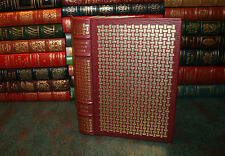 EASTON PRESS LEATHER 22K COLLECTORS EDITION 100 GREATEST HUCKLEBERRY FINN TWAIN
