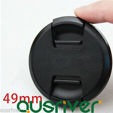 49mm Snap-on Replacement Camera Lens Cap Cover for Sony NEX5N/5C/C3/3C/7 18-55