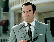 Jean DUJARDIN SIGNED 10x8 Photo AFTAL Autograph COA OSS 117 Cairo Nest of Spies