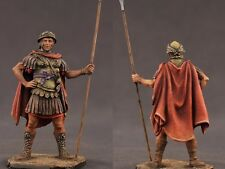 Tin toy soldiers ELITE painted 54 mm  Roman legionary with spear