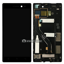 5.3'' Lenovo Vibe X2 Pro Black LCD Display Touch Screen Digitizer Assembly Frame