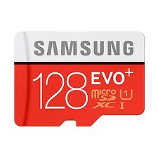 Samsung EVO Plus 128GB Class 10 Micro SD MicroSDXC U1 Memory Card MB-MC128DA/AM