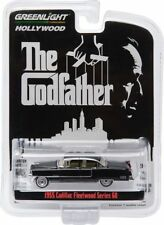 GREENLIGHT SERIES 60 HOLLYWOOD 1/64 THE GODFATHER 1955 CADILLAC FLEETWOOD 44740