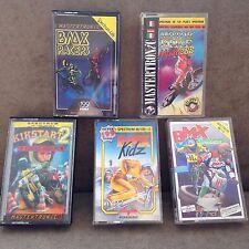 BMX collezione per lo spettro ZX Enthusiast, giochi di buona qualità che si adattano:)