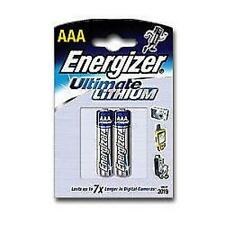 Energizer Ultimate Lithium Batteria AAA Size HIGH POWER