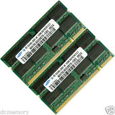 Samsung 1GB (2x512MB) DDR-266 PC2100 Laptop (SODIMM) Memory RAM KIT 200-pin