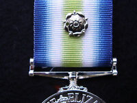 BRITISH ARMY,GUARDS,PARA,RAF,RN,RM,SBS - FALKLANDS WAR 1982 MEDAL RIBBON ROSETTE