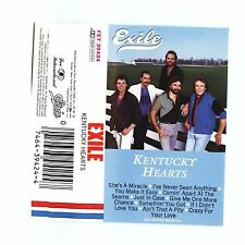 Exile: Kentucky Hearts  Audio Cassette