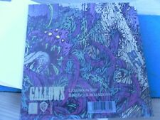 "THE GALLOWS  ""ABANDON SHIP"" ON THE W. BROS  LABEL 2007 CD [WITH UNUSED STICKER]"