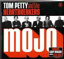 "TOM PETTY AND THE HEARTBREAKERS ""Mojo"" Limited Tour Edition 2CD Cardsleeve Live"