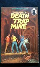 Alfred Hitchcock - 3 Investigators: Mystery of Death Trap Mine Paperback Used