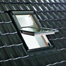 Velux bzw.Roto Dachfenster WDF R69 H Schwingfenster Holz 74 x 118 cm 3fach Glas
