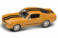 ROAD SIGNATURE 43202MO Ford Mustang GT Shelby 500E diecast model car 1967 1:43