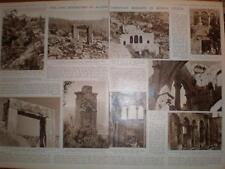 Photo Article Lost Monastery of Alahan Turkey 1946