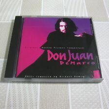 Michael Kamen - Don Juan DeMarco USA CD Soundtrack #Q02