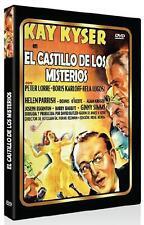 You'll Find Out 1940 DVD Kay Kyser Peter Lorre Boris Karloff Bela Lugosi Butler