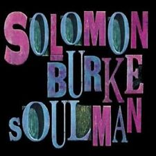 SOLOMON BURKE - SOULMAN (CD 2003) NEW...FAST POST