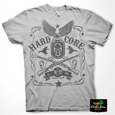 NEW HARD CORE BRANDS HC BLACK LABEL LOGO S/S DUCK HUNTING T-SHIRT XL