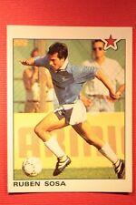Panini Calciatori 1991/92 1991 1992 N. 376 LAZIO SOSA OTTIMA!!