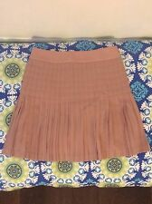 J. Crew Pleated Skirt Size 2 NWT $88
