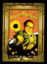 Paul Panzer Autogrammkarte Original Signiert # BC 69282