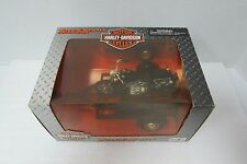 2002 MAISTO HARLEY DAVIDSON TOW & SHOW TRAILERS 2000 FXDL DYNA LOW RIDER 1:18