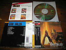 Van Halen / Live In USA 1992 JAPAN ORG!!!!! *J